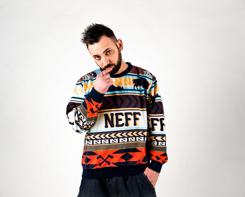 Endi, rapper milanese