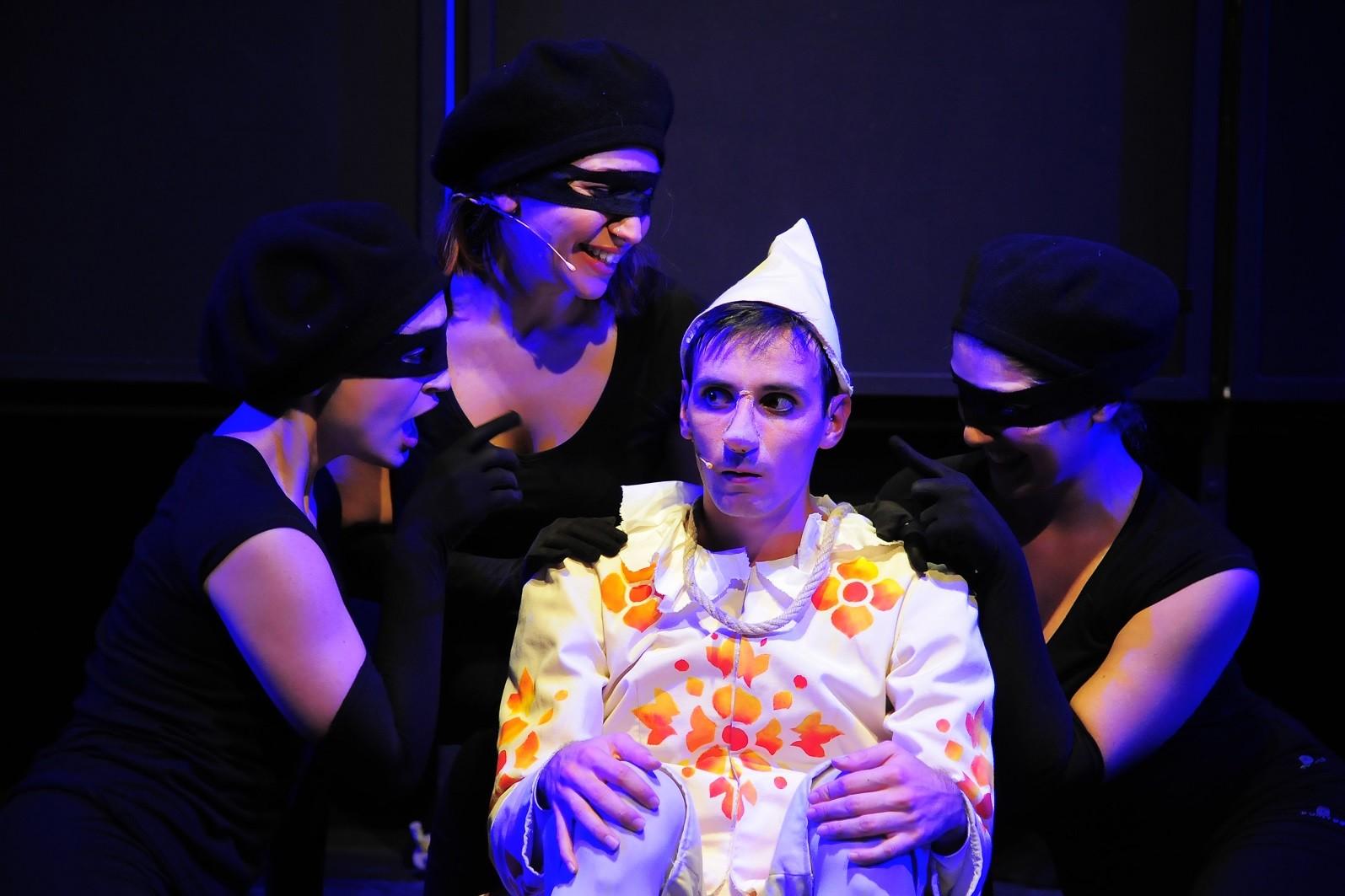 Pinocchio, Teatro India Roma - Foto A. Lepera