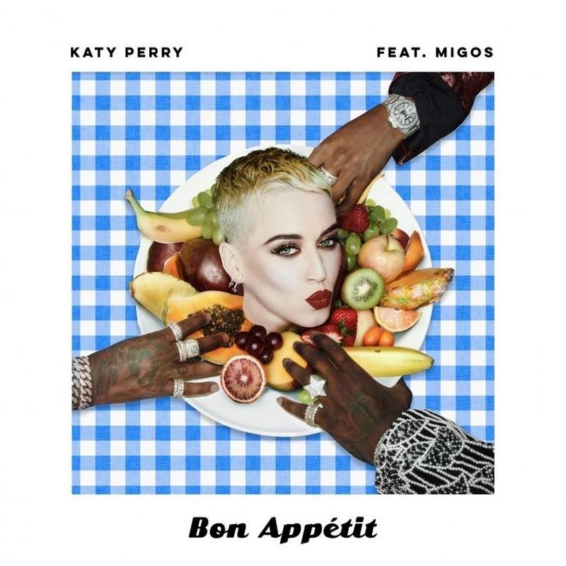 """Katy Perry-""""Bon Appétit"""""""
