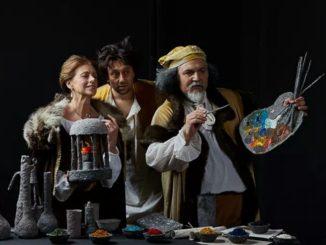 La famiglia Rembrandt sconfitta dai tulipani al teatro dei Conciatori di Roma