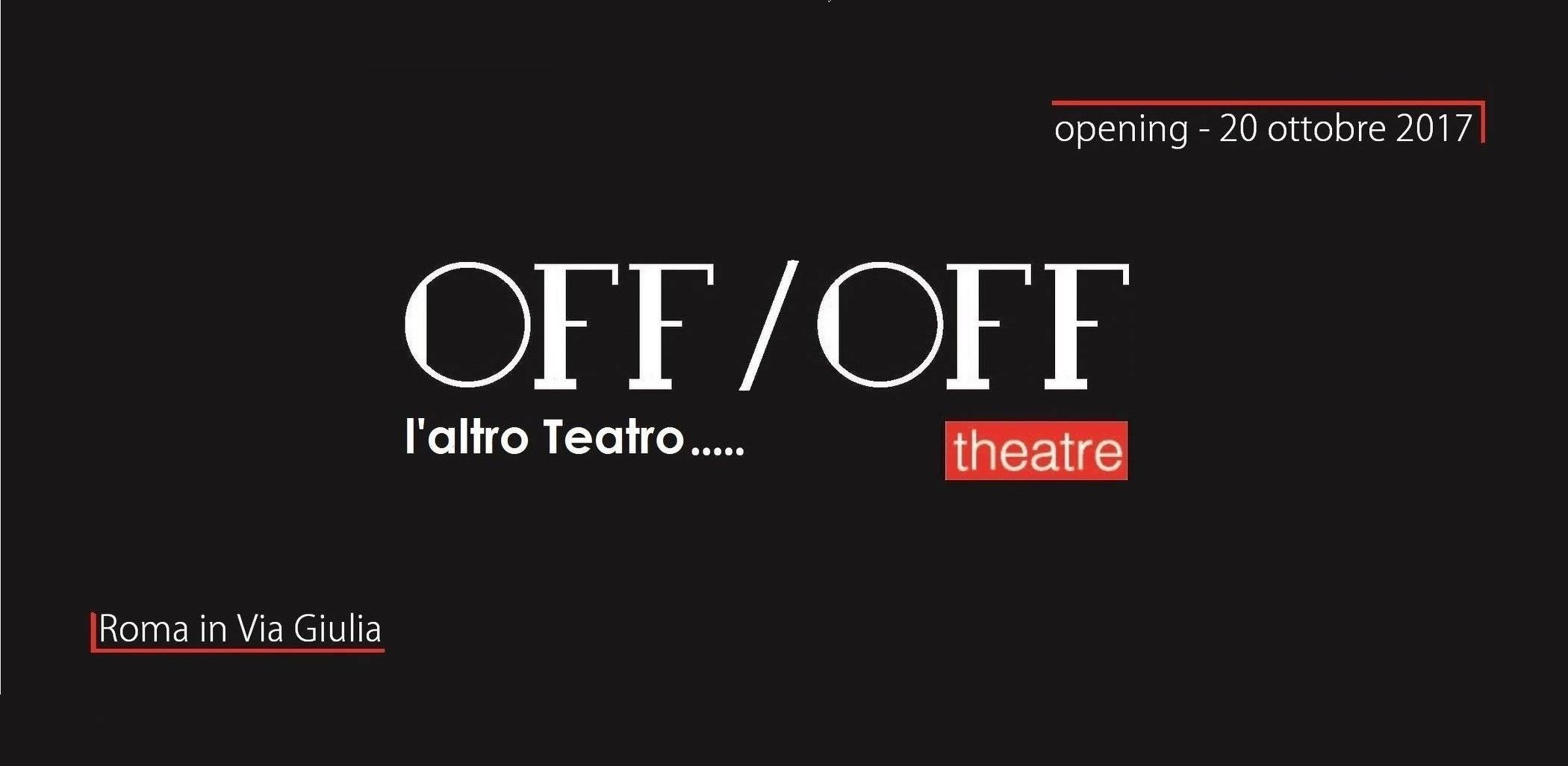 Teatro OFF/OFF Roma