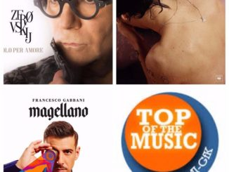 CLASSIFICA FIMI 19 MAGGIO