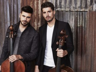 2cellos by Roger Rich