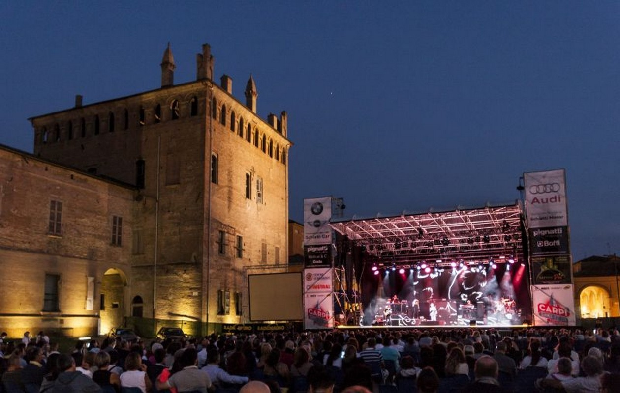 CARPI SUMMER FEST di Roberto Pagliani