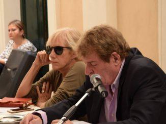 Conferenza stampa di presentazione della stagione 2017/2018 del Teatro OFF/OFF Roma - Foto Pagina Facebook del Teatro