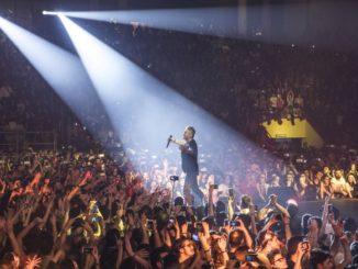 Luciano Ligabue palasport tour 2017 credito di Jarno Iotti