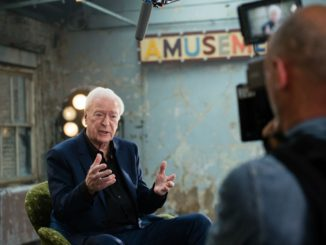 MICHAEL CAINE photo_by Jeff Spicer