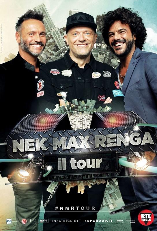 Nek, Max e Renga