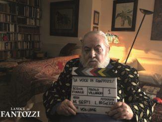 Paolo Villaggio La Voce di Fantozzi