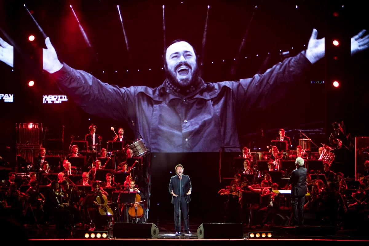 Pavarotti – Un'emozione senza fine