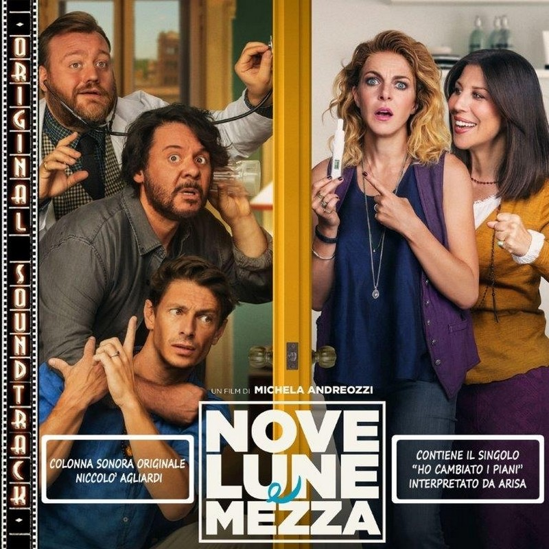 "film ""Nove Lune e Mezza"""