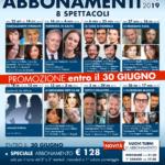Teatro Golden di Roma, stagione 2018/2019