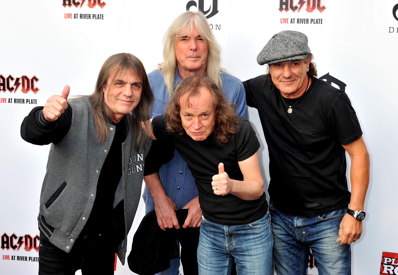 AC/DC (AP Photo/Mark Allan)
