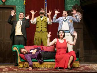 Che Disastro di Commedia al teatro Carcano di Milano