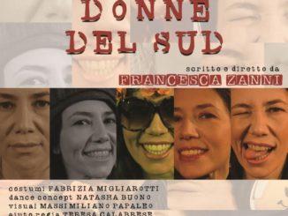 """Beatrice Fazi in """"Cinque donne del sud"""" al Teatro sette di Roma"""
