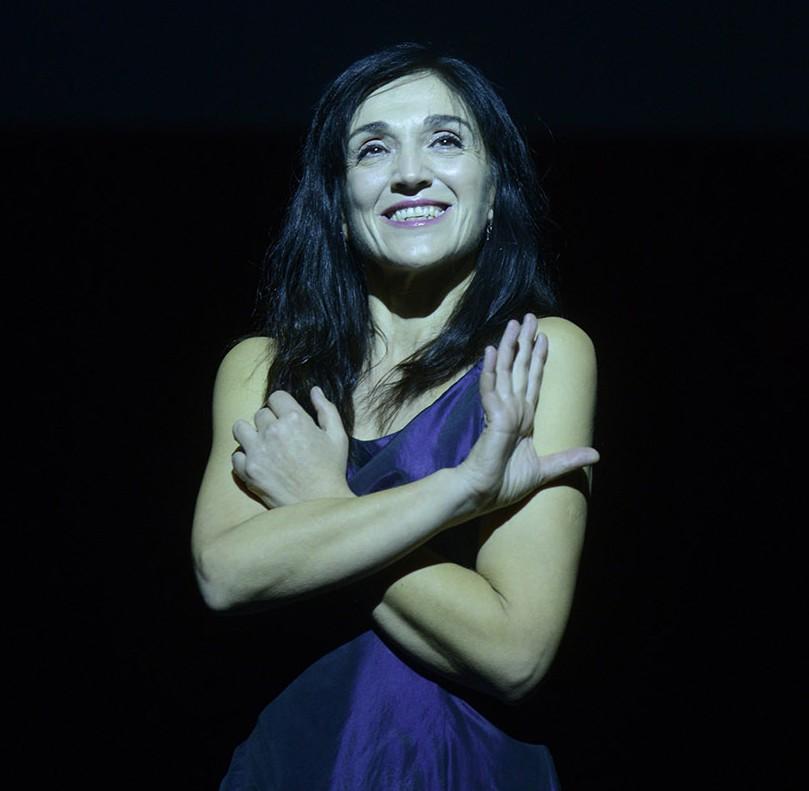 Elena Bucci al Premio Eleonora Duse 2016