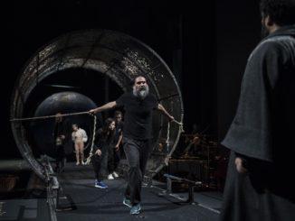 La Cupa, Teatro San Ferdinando Napoli
