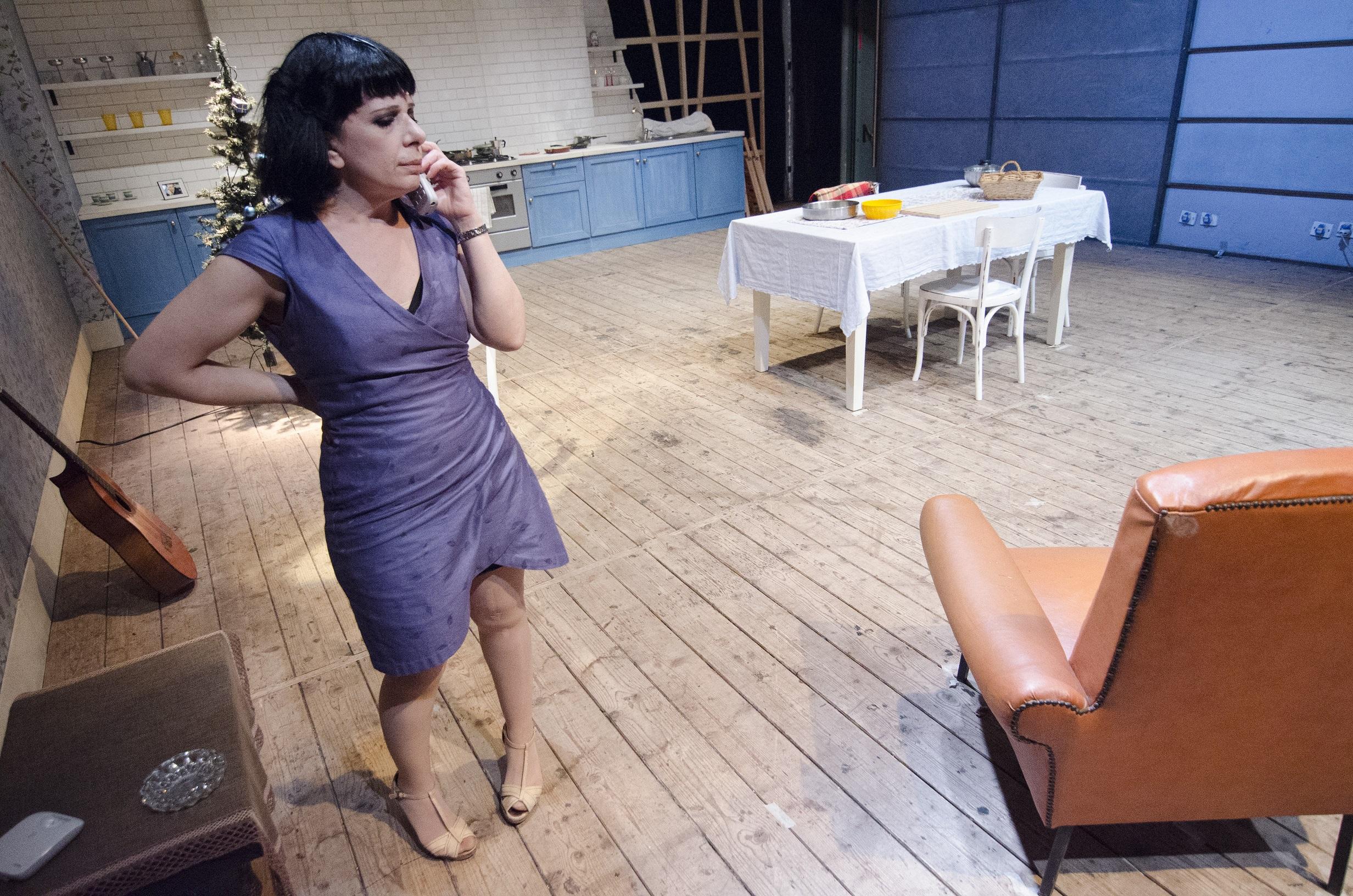 Teresa Sorrentino al Teatro Mercadante di Napoli