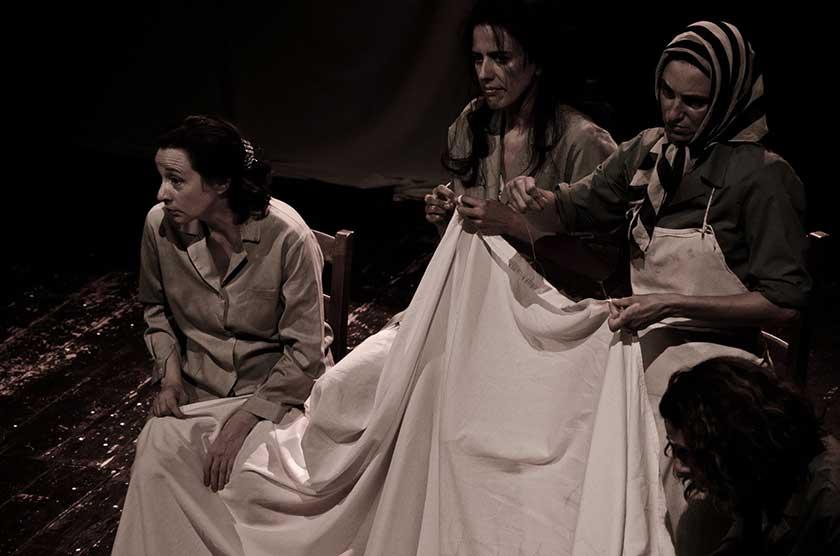 Roma Ora 11, Teatro del Vascello di Roma