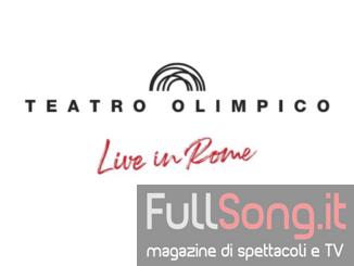 Teatro OLimpico Live in Rome