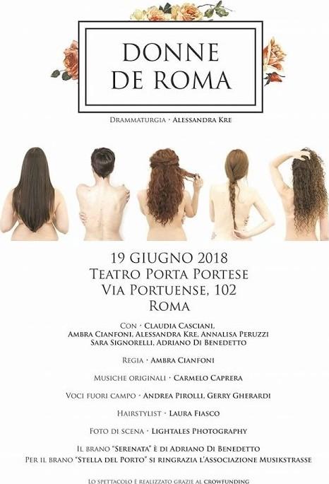 Donne de Roma