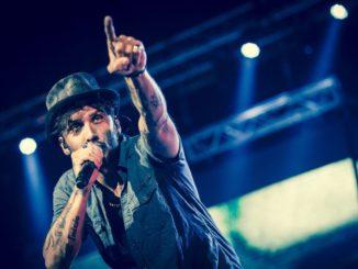 Fabrizio Moro - foto di Simone Cetorelli