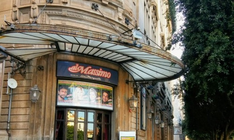 Teatro Al Massimo, Palermo