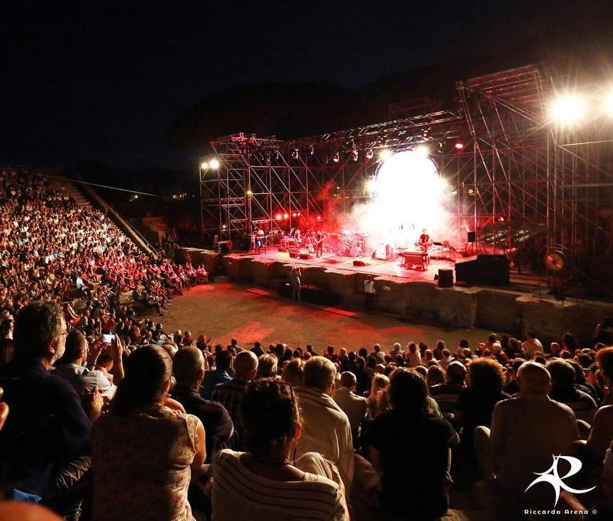 Teatro Ostia Antina - Foto Riccardo Arena