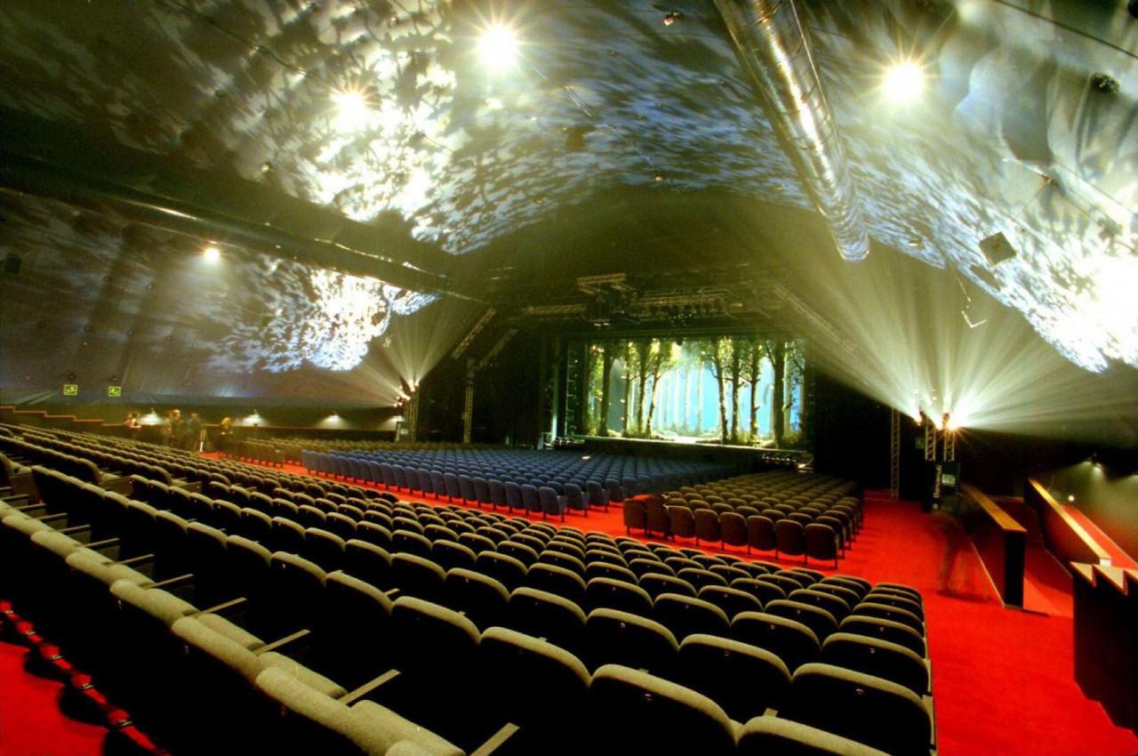 Teatro della Luna, Milano