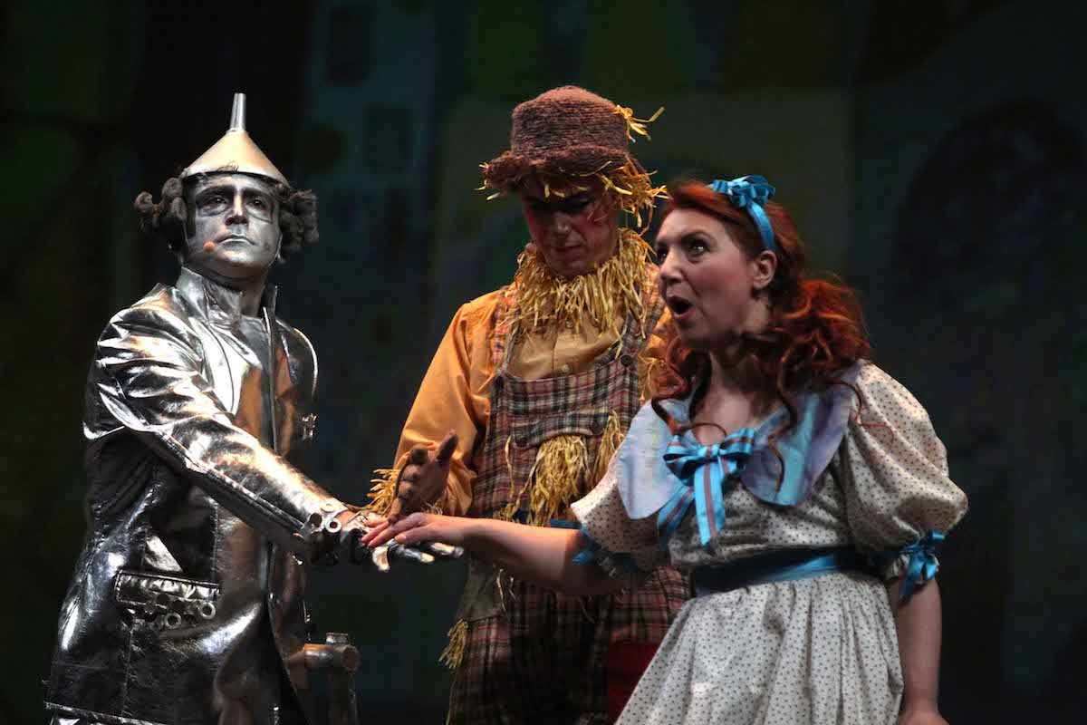 Il mago di Oz ©Foto Franco Lannino