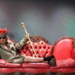Paolo Rossi, Il Re anarchico e i fuorilegge di Versailles