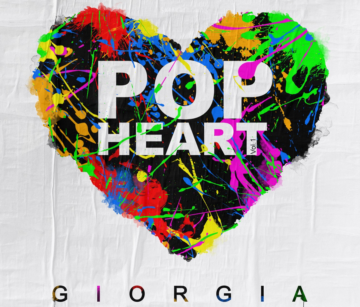 Pop Heart Giorgia