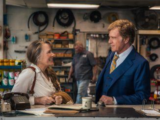 "Robert Redford con Sissy Spacek in ""The Old Man"" Photo by Eric Zachanowich. © 2018 Twentieth Century Fox Film Corporation All Rights Reserved"