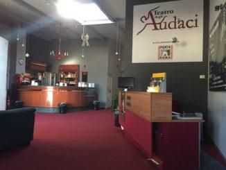 Teatro degli Audaci, foyer