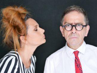 Carta Straccia con Pino Strabioli e Sabrina Knaflitz