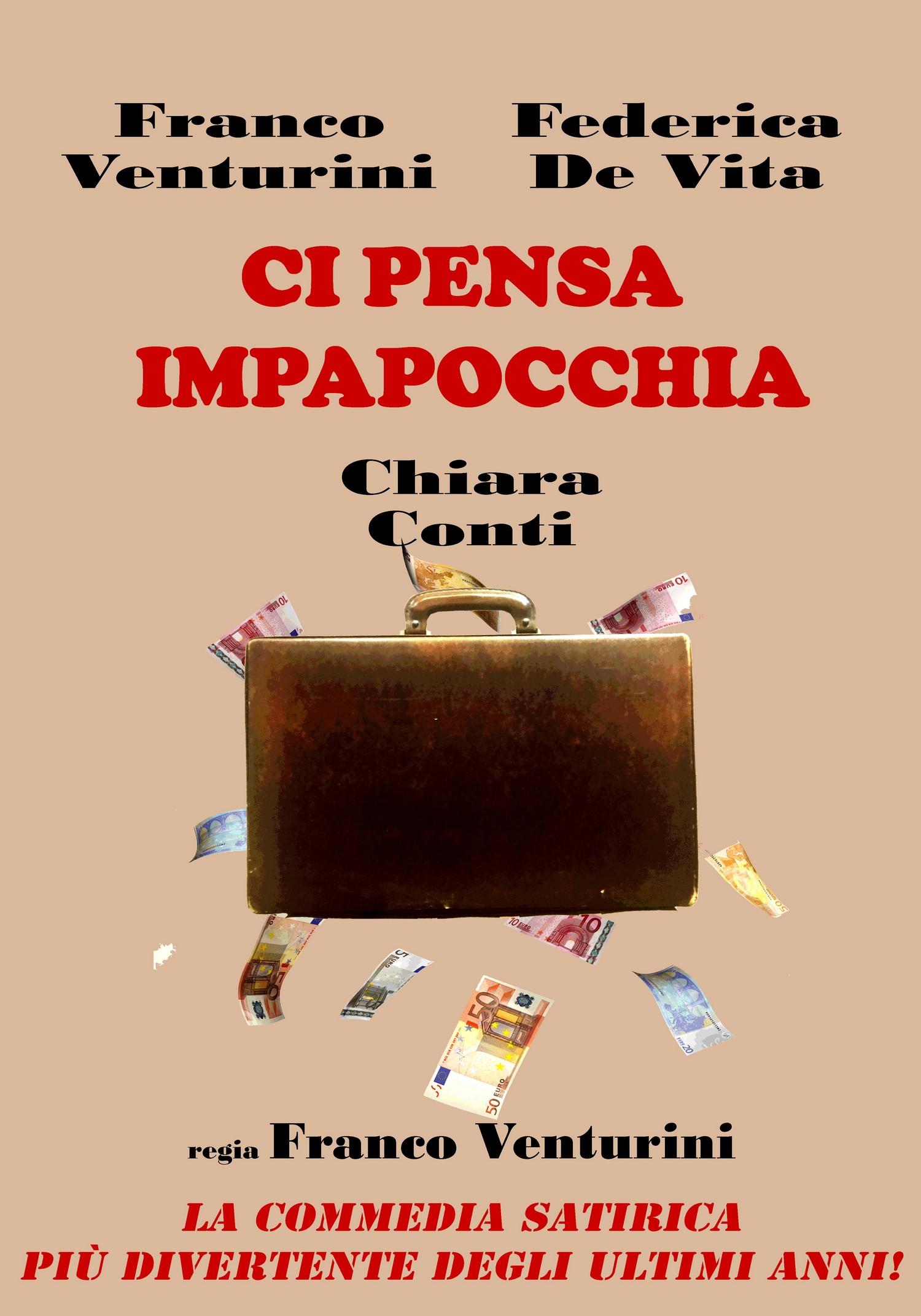 Ci Pensa Impacocchia, Teatro Flavio Roma