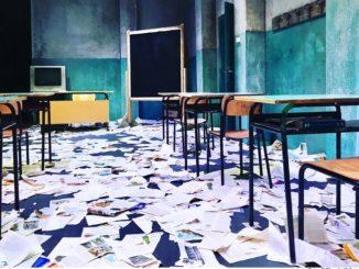Foto scena la classe