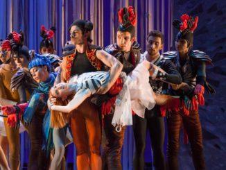 Lo Schiaccianoci, Balletto di Roma