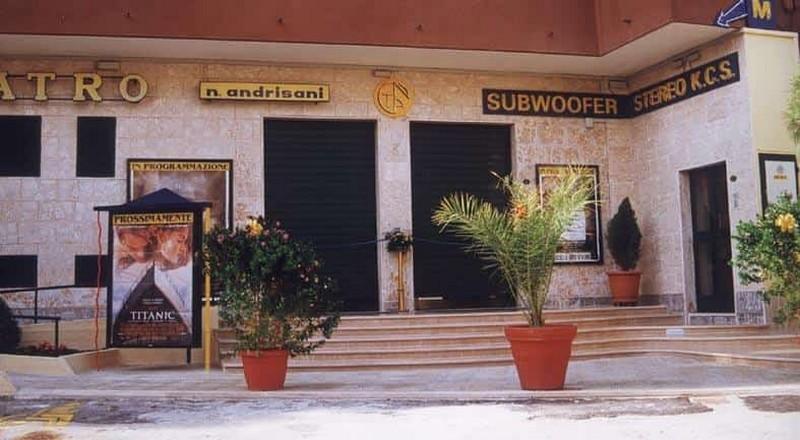 Cineteatro Andrisani, Montescaglioso