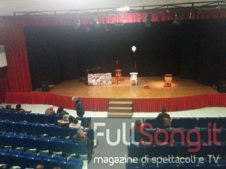 Teatro Mariele Ventre, Sasso di Castalda