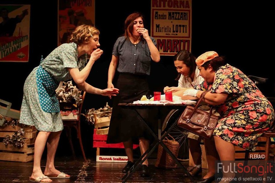 Teatro: Pane, latte e lacrime