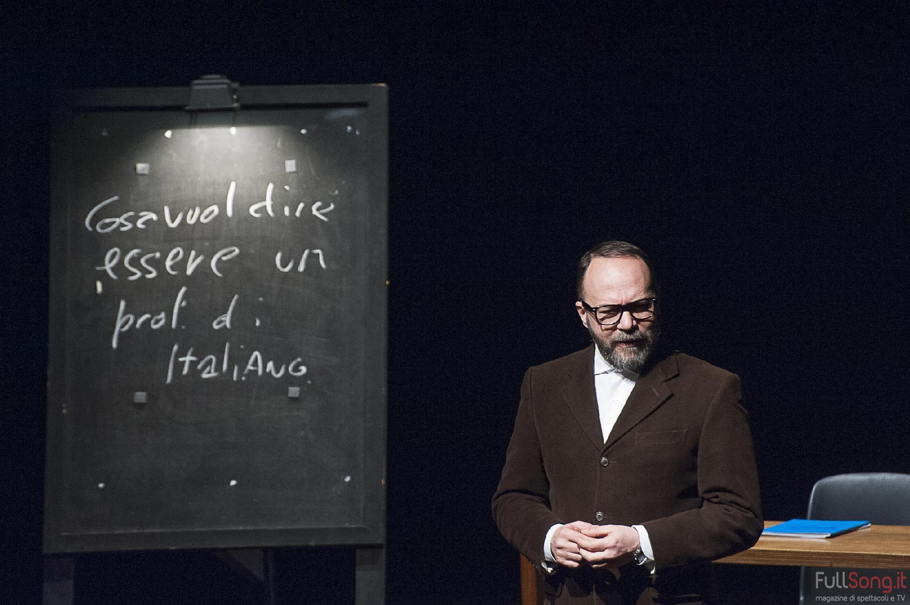 Teatro, Prof!