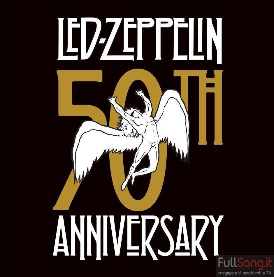 LedZeppelin - 50thAnniversary