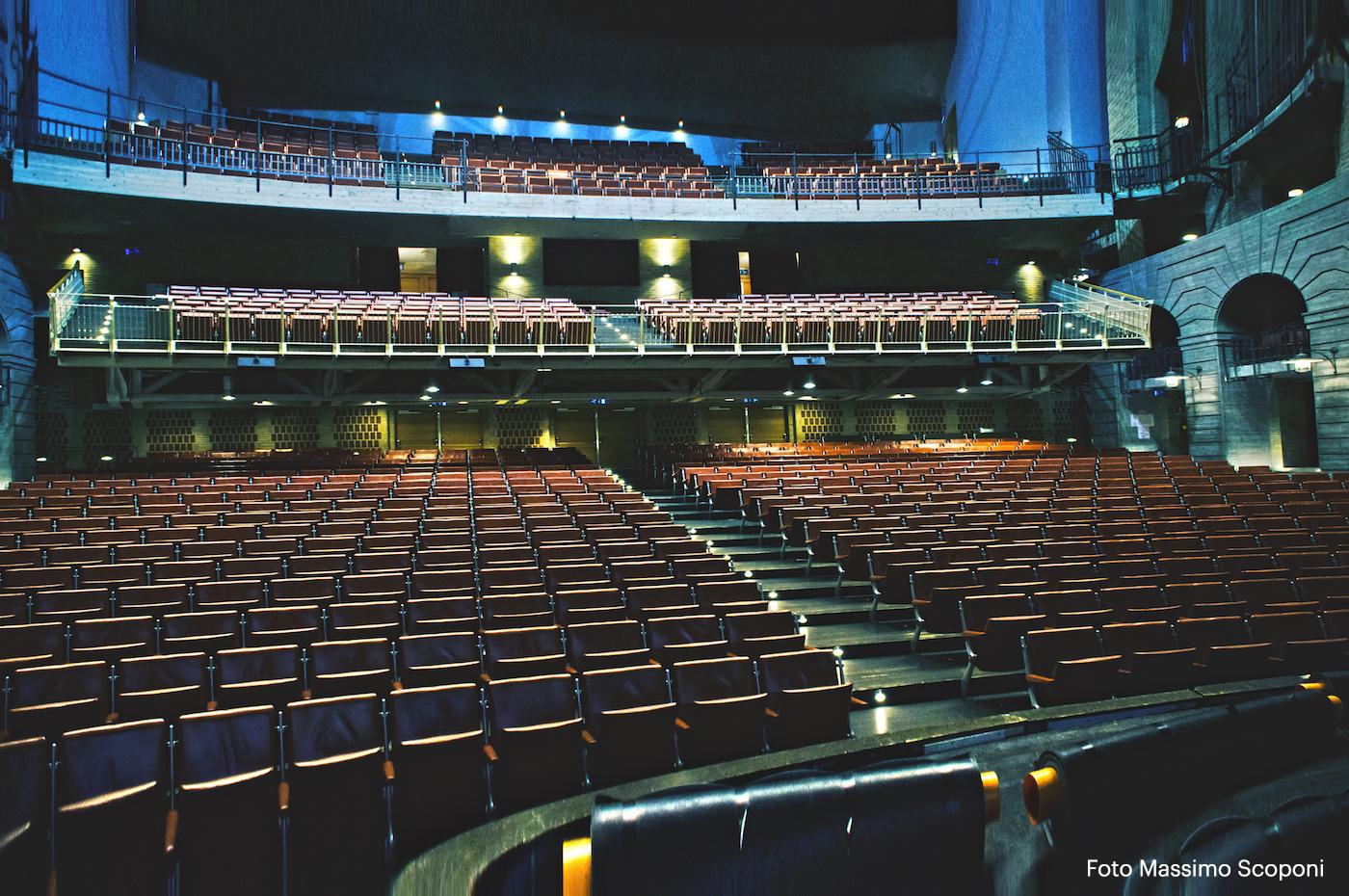 Teatro delle Muse, Ancona @ Foto Massimo-Scoponi