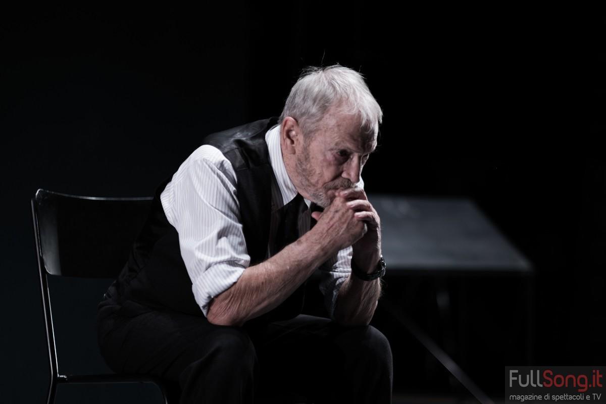 Umberto Orsini Il costruttore Solness- foto Alessandro Serra