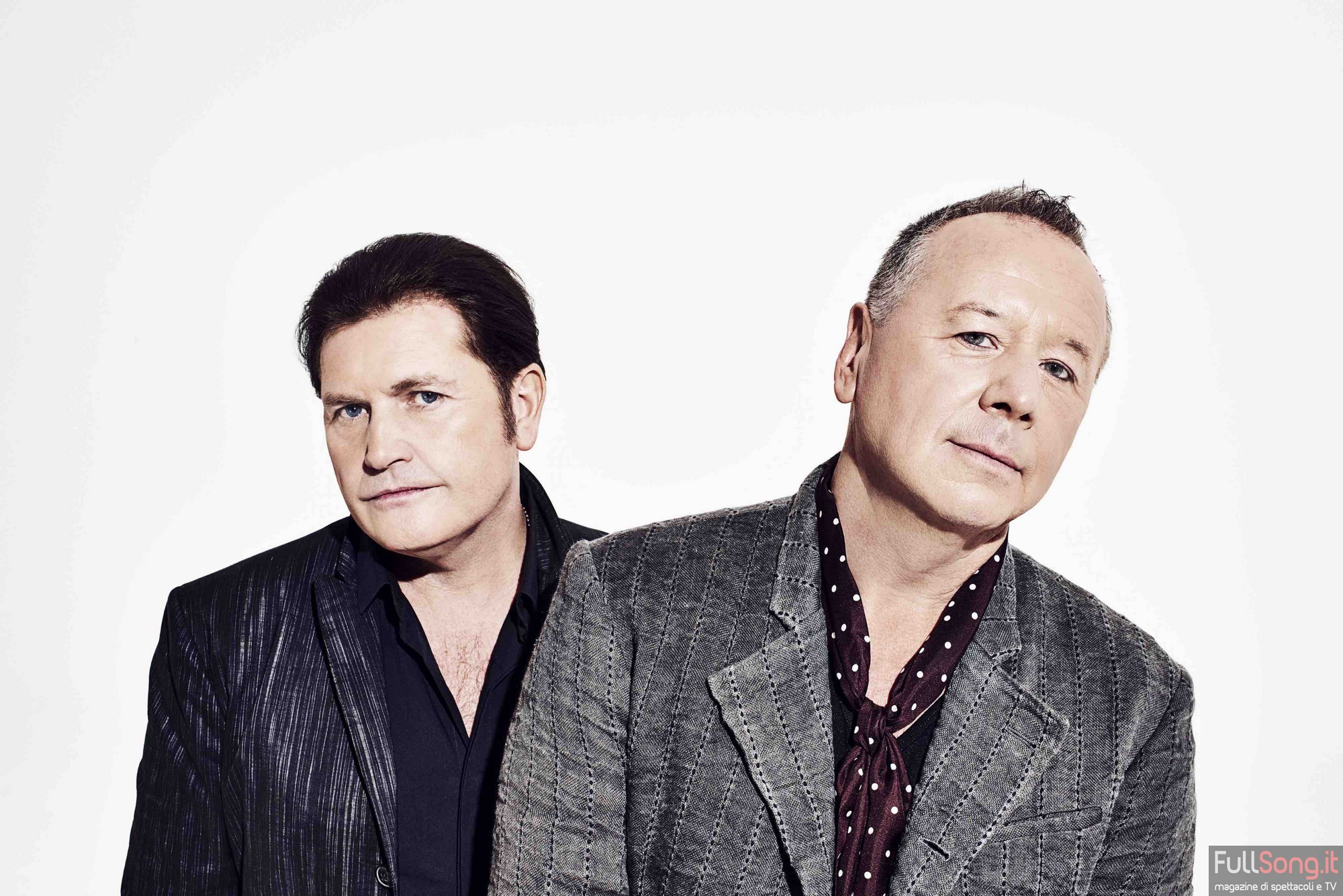 Simple Minds by Dean Chalkley