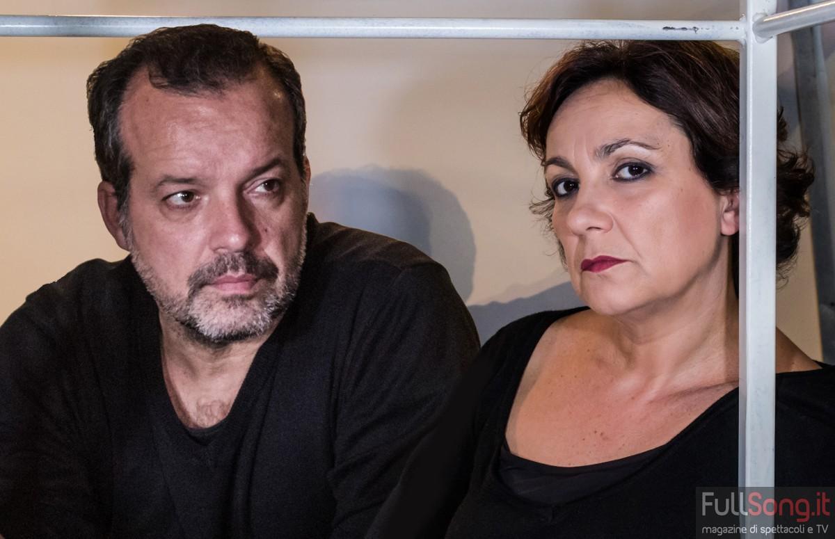 Della madre, Perrotta - Roscioli ©Foto Luigi Burroni