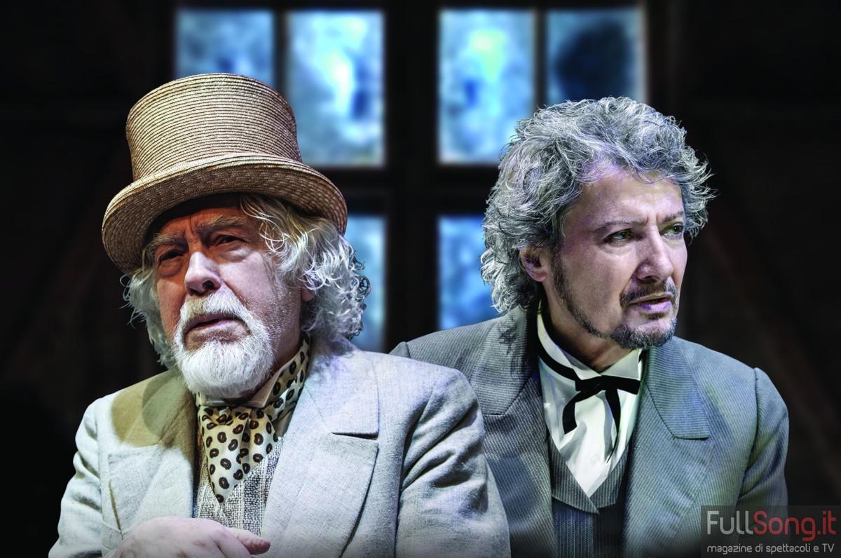 Karamazov, Mauri e Sturno - foto Manuela Giusto