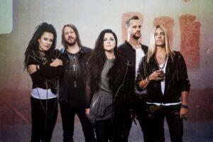 Evanescence - Credit P.R. Brown
